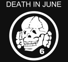 Death In June Skull Punk Rock by bentoz