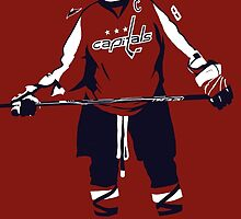 Alexander Ovechkin - Washington Capitals by ymorris