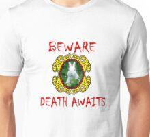 Killer Rabbit - Beware, Death Awaits Unisex T-Shirt