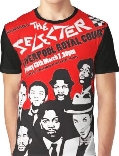 The Selecter At Liverpool Graphic T-Shirt