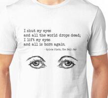 bell jar eyes Unisex T-Shirt