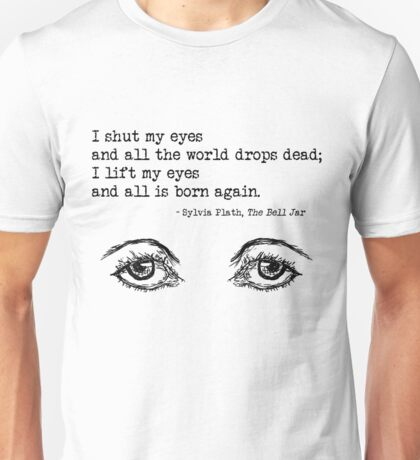 bell jar eyes Unisex T-Shirt