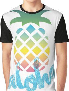 Pineaple Aloha PPAP Graphic T-Shirt