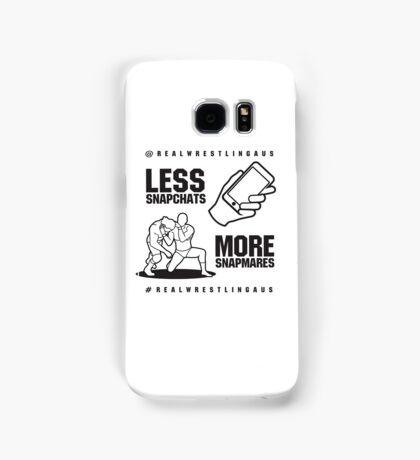 Less Snapchats, More Snapmares Samsung Galaxy Case/Skin