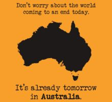 tomorrow in australia by beforethedawn