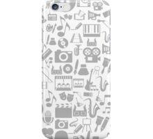 Art a background iPhone Case/Skin