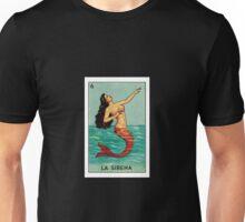 Loteria: La Sirena Unisex T-Shirt