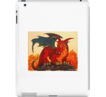 The Ragged Dragon iPad Case/Skin