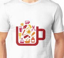 Art a cup Unisex T-Shirt