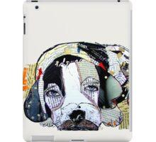 beagle days  iPad Case/Skin