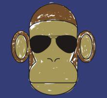Monkey Aviators by mrmoustache