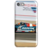 Repsol Porsche 956 Rennsport Reunion V iPhone Case/Skin