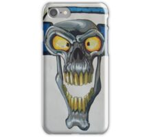 Bass Skull iPhone Case/Skin