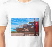 Nose Art Unisex T-Shirt