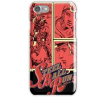 JoJo's bizarre adventure Steel Ball Run iPhone Case/Skin
