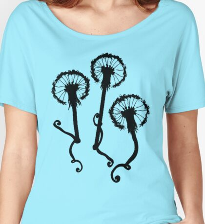 Lovely Dandelions Women's Relaxed Fit T-Shirt
