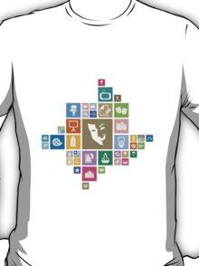 Art the designer T-Shirt
