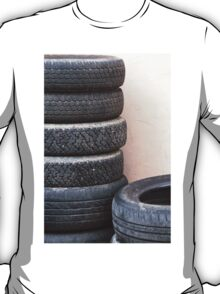 old tires T-Shirt