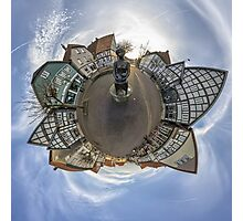 Small Planet Photographic Print