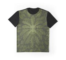Green Man Graphic T-Shirt