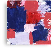 Abstract Expression #1 by Michael Moffa Canvas Print