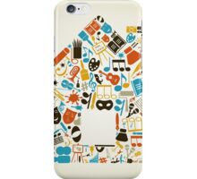 Art the house iPhone Case/Skin
