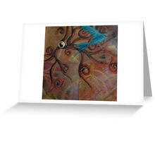Peace by 'Donna Williams' Greeting Card