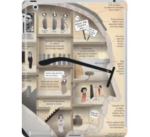 Brecht Infographic Poster iPad Case/Skin