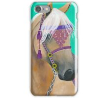 Arabian pony  iPhone Case/Skin