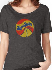 Sit 'n' Spin Women's Relaxed Fit T-Shirt