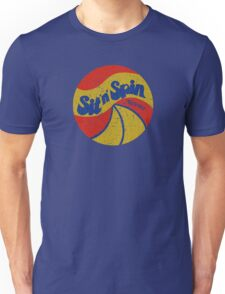 Sit 'n' Spin Unisex T-Shirt