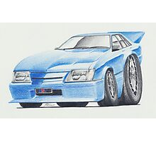 Holden Commodore VK Group A by Glens Graphix Photographic Print