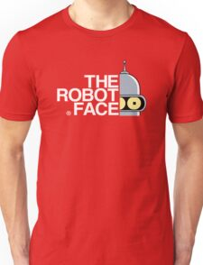 THE ROBOT FACE Unisex T-Shirt