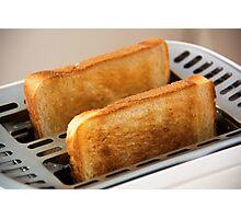 Toast Photographic Print