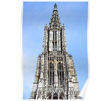 Ulm Cathedral Poster