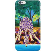 Giraffe series 2 iPhone Case/Skin