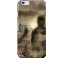 Rage, Rage Against The Dying Of The Light iPhone Case/Skin