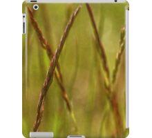 Grass diving iPad Case/Skin