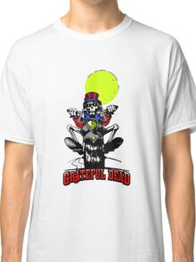 Grateful Dead - Motorcycle Skull Classic T-Shirt