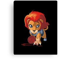 Thundercats Child Canvas Print