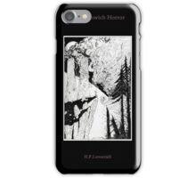 The Dunwich Horror iPhone Case/Skin