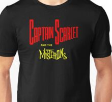 Captain Scarlet and the Mysterons Unisex T-Shirt