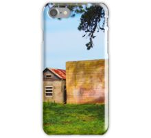 Country Victoria Farm Buildings iPhone Case/Skin