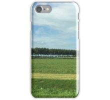Dutch countryside iPhone Case/Skin