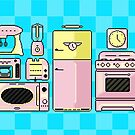 Pixel Appliances by Dillon Finley