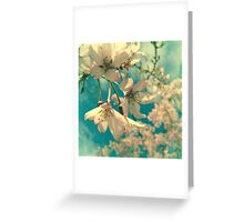 Kindergarten Sky Greeting Card