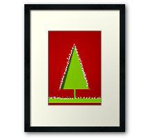 Christmas card 10 Framed Print