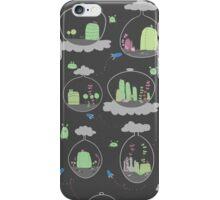 Extra Terrariums iPhone Case/Skin