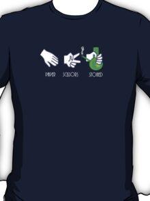 Paper, Scissors, Stoned T-Shirt