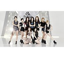 girls generation snsd Photographic Print